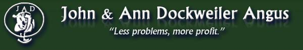 Dockweiler Angus | Less problems, more profit.